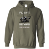 Image of Once You Taste Flying Gildan Pullover Hoodie 8 oz.