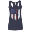 Image of Dispatcher Pride Gildan Ladies' Softstyle Racerback Tank