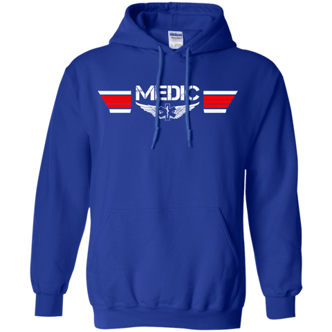 Top Medic Heavyweight Pullover Hoodie 8 oz