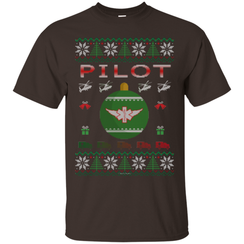 Pilot Ugly Sweater Gildan Unisex Ultra Cotton T-Shirt