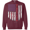 Image of Dispatcher Pride Gildan Crewneck Pullover Sweatshirt  8 oz.