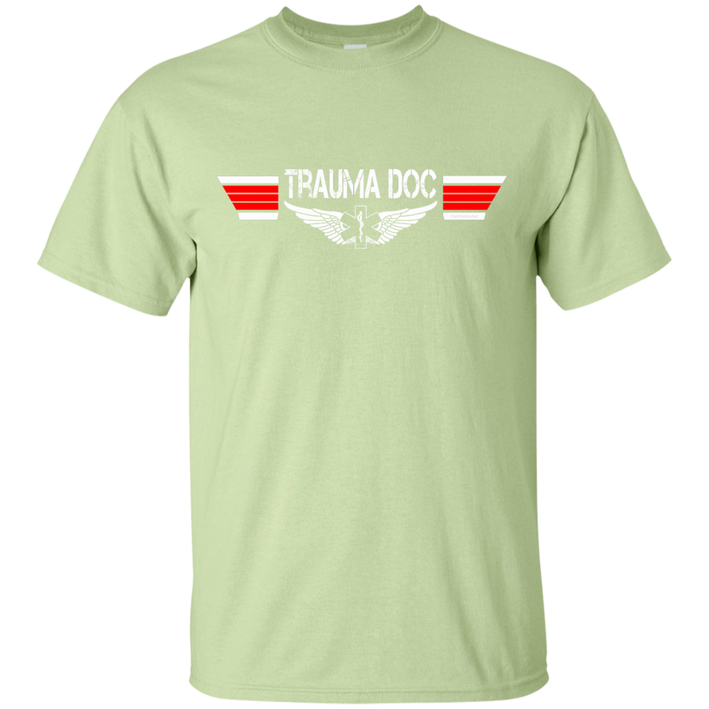 Trauma Doctor EMS Wings Ultra Cotton T-Shirt