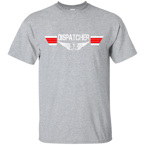 Dispatcher EMS Wings Ultra Cotton T-Shirt