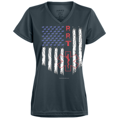 RRT Pride Augusta Ladies' Wicking T-Shirt