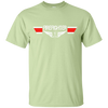 Image of Firefighter EMS Wings Ultra Cotton T-Shirt
