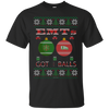 Image of EMTs Got Balls Ugly Sweater Gildan Unisex Ultra Cotton T-Shirt