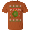 Image of EMS Ugly Sweater Gildan Unisex Ultra Cotton T-Shirt