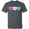 Image of Medic Candy Hearts Gildan Unisex Ultra Cotton T-Shirt