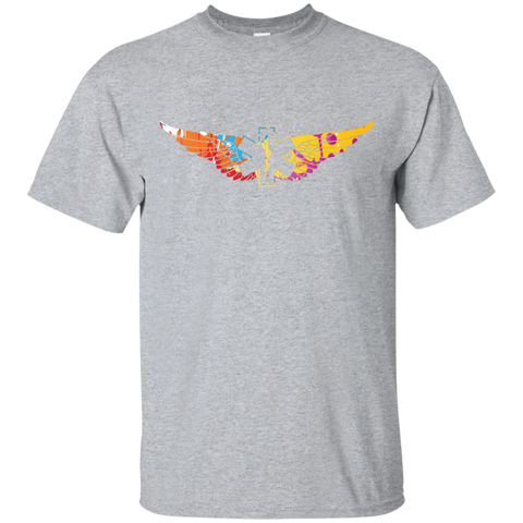 Colorful EMS Wings Ultra Cotton T-Shirt