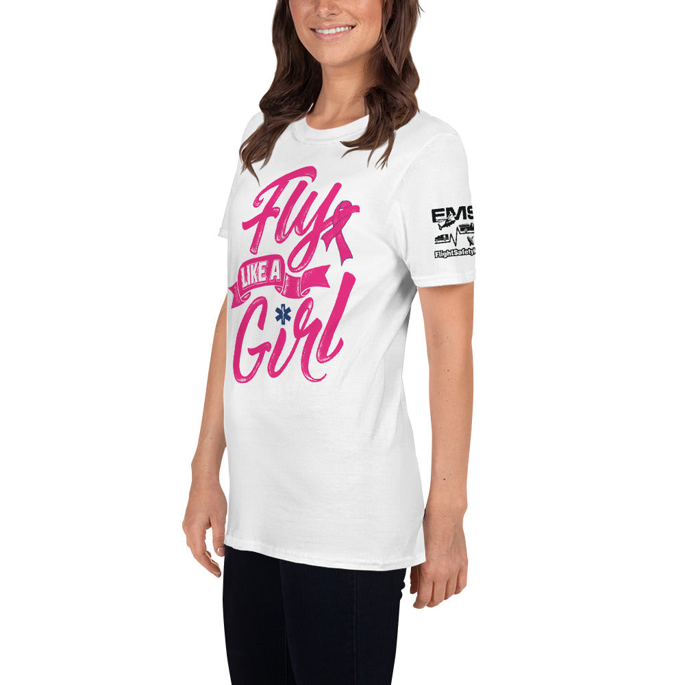 Fly Like a Girl 2018 T-Shirt