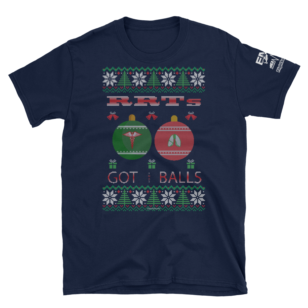 RRTs Got Balls Ugly Sweater T-Shirt