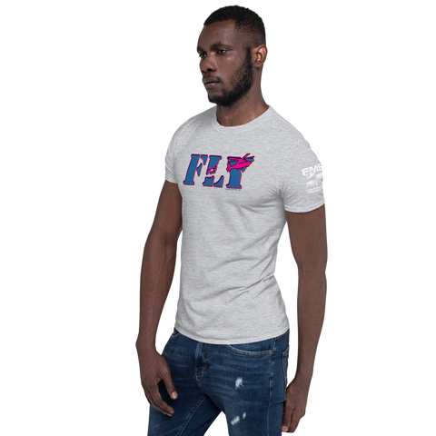 FLY Helicopters Short-Sleeve Unisex T-Shirt