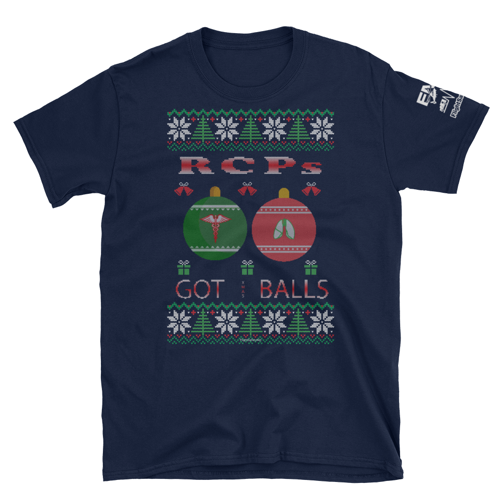 RCPs Got Balls Ugly Sweater T-Shirt