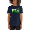 Image of Fly Helicopters NVG Glow Short-Sleeve Unisex T-Shirt