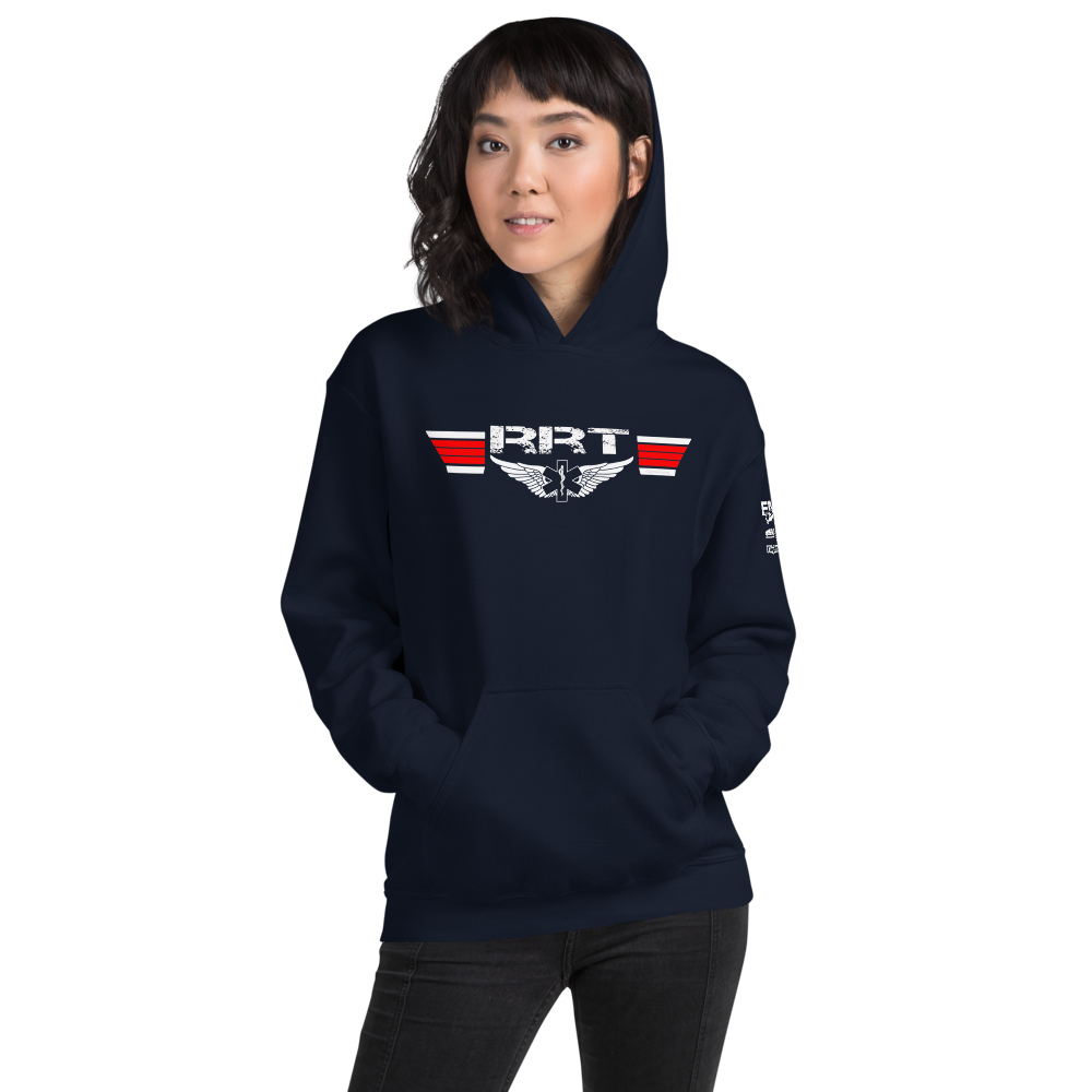 Registered Respiratory Therapist (RRT) Unisex Hoodie