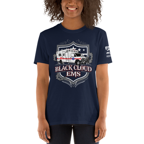 Black Cloud EMS Unisex T-Shirt