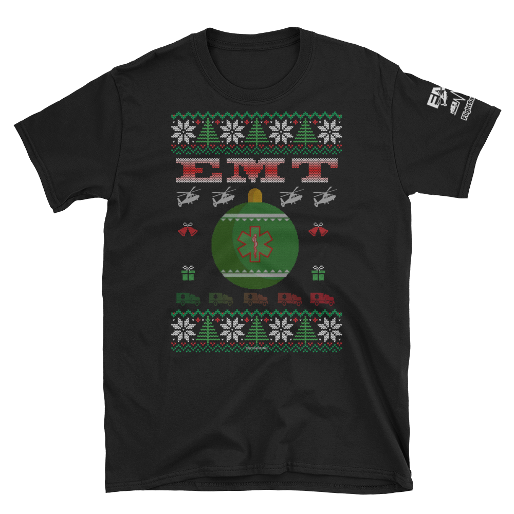 EMT Ugly Sweater T-Shirt