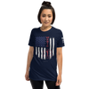 Image of Paramedic American Pride Short-Sleeve Unisex T-Shirt