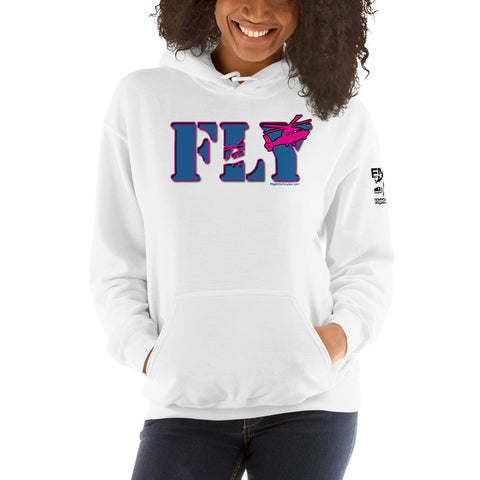 Fly Helicopters Unisex Hoodie