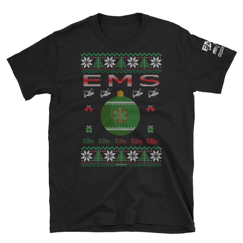 EMS Ugly Sweater T-Shirt