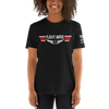 Image of Flight Nurse - Top Gun Style EMS Wings - Short-Sleeve Unisex T-Shirt