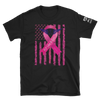 Image of Fly Like A Girl Breast Cancer Awareness T-Shirt