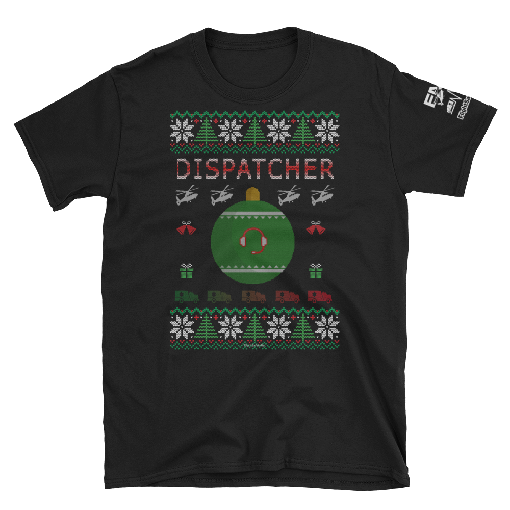 Dispatcher Ugly Sweater T-Shirt