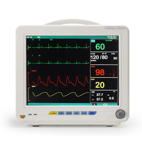 "12.1"" Patient Monitor 5 Para Adult, Pediatric,Neonatal"