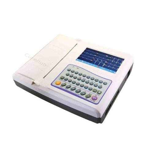12 Channel Electrocardiograph TM 1112B
