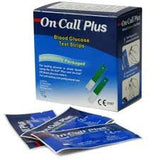 Oncall Plus Strips 100's Pack Individual