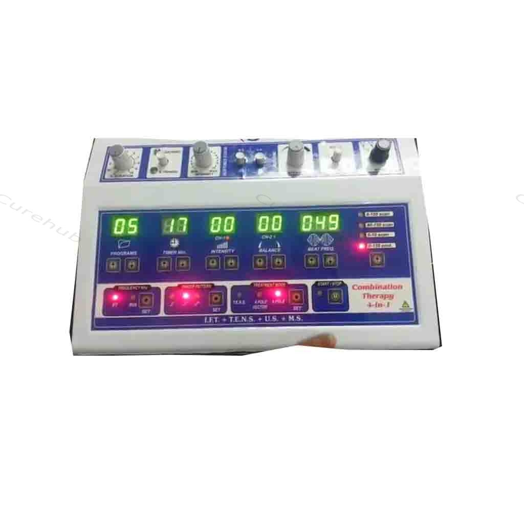Physiotherapy COMBO (IFT;TENS;MS;US) Digital AMP 03CM15A