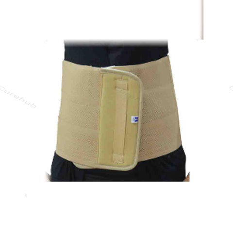 Acco Abdominal Support Belt 3Strip  Extra Large AMP-03REBB03D
