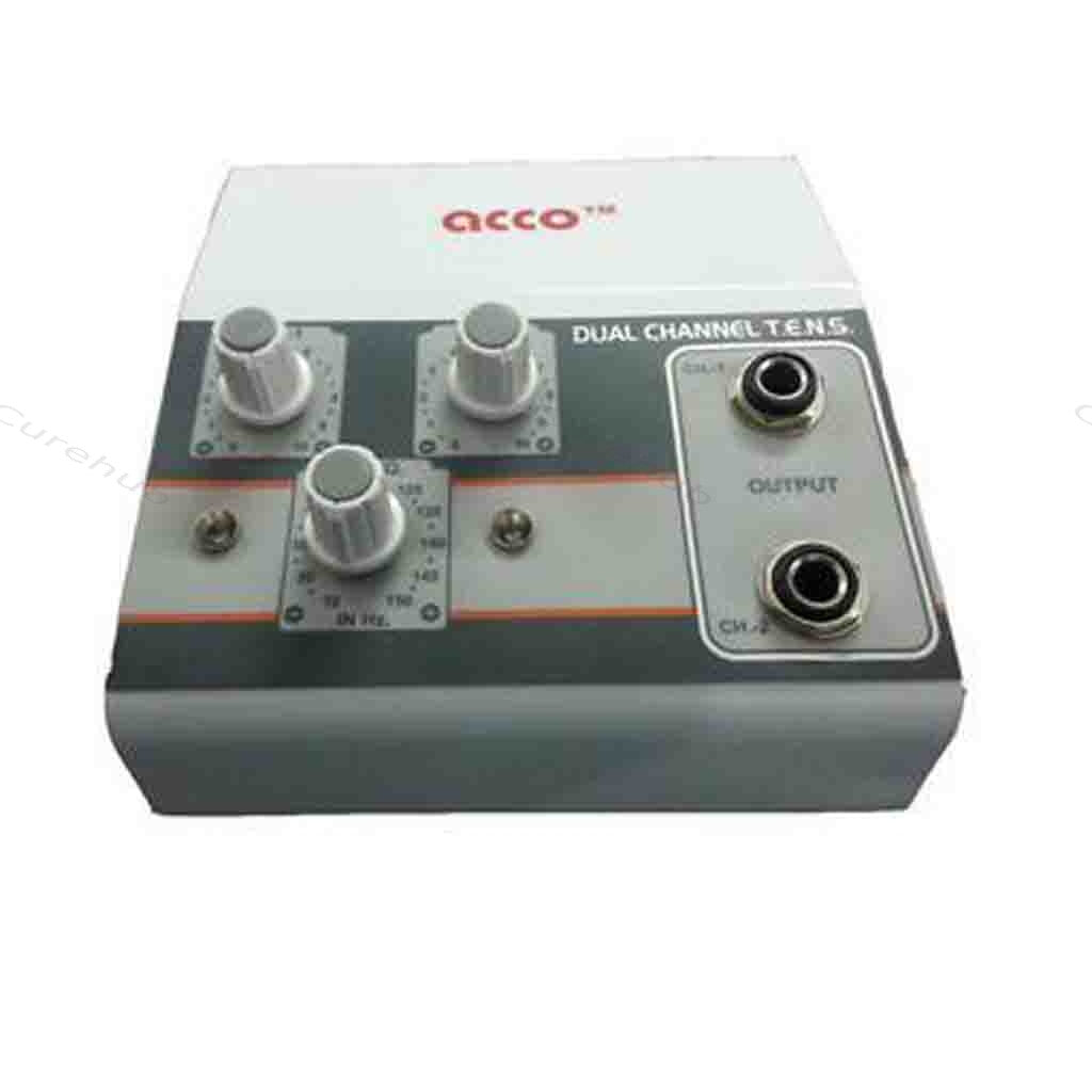 Acco Physiotheray Tens Unit 2 Channel AMP 03TN01