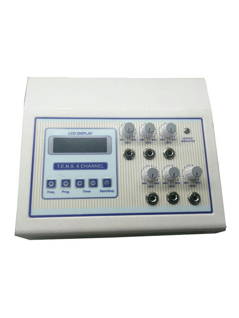 Acco Tens Unit (6Channel, LCD,Pre Prg.) AMP-03TN07A