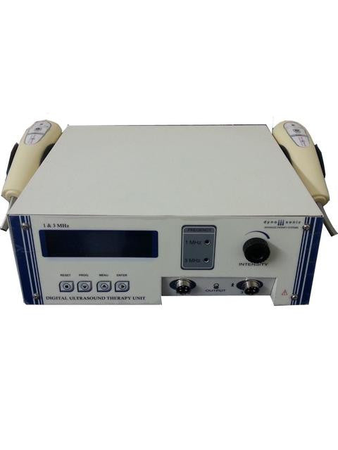 Acco Ultrasound unit (1 &3MHZ, Pre Prg) AMP-03US06