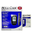 Accu-Check Aviva Blood Glucose Meter with 10 Test Strips Free