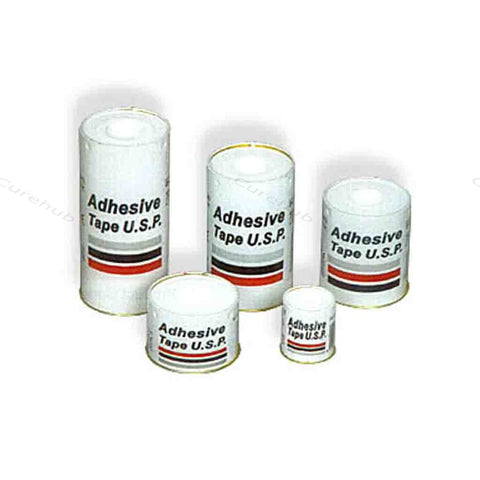 Adhesive Tape USP Size: 7.5cm X 9m (Pack Of 4 Rolls)