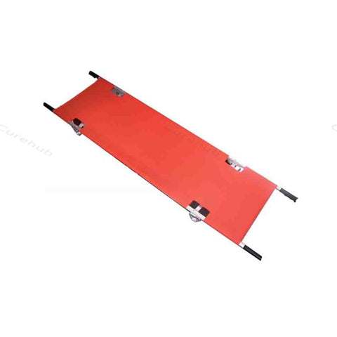 Aluminum Single Fold Stretcher