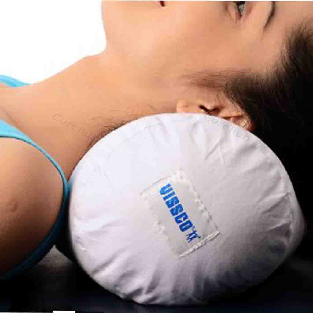 Universal Cervical Pillow Round Soft 0308