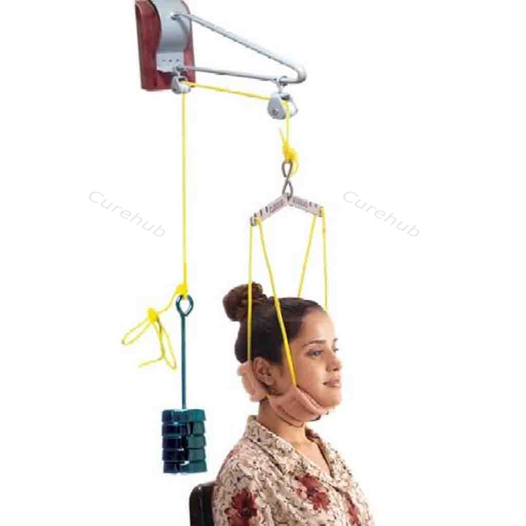 Universal Cervical Traction Kit 5kg Sitting 0404