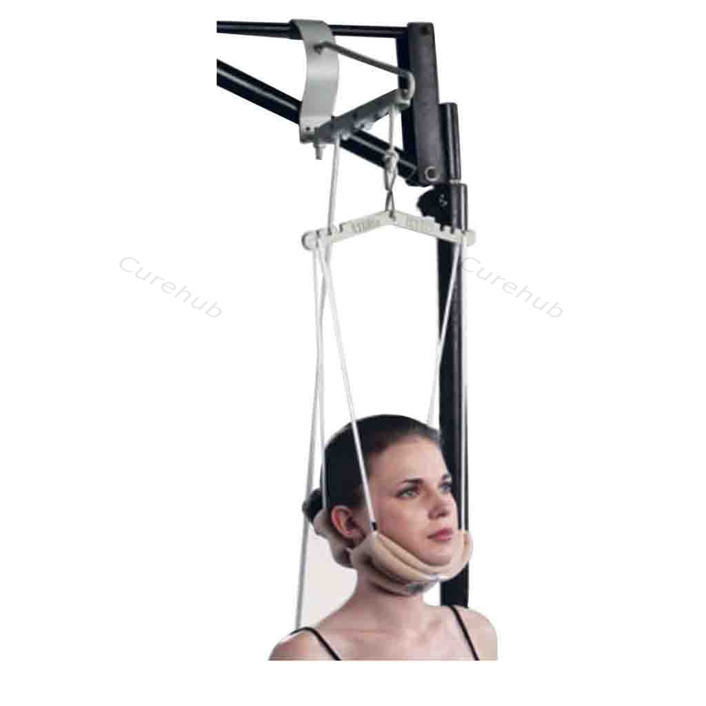 Universal Cervical Traction Kit W O Wt Sitting 0406