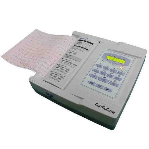JK Medical Systems, ECG Machine, Cardio Care 2000 Plus
