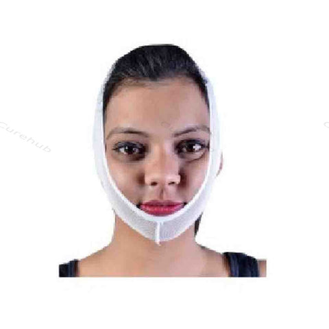 Serehabilitation Chin Strap With Imported Thin Fabric