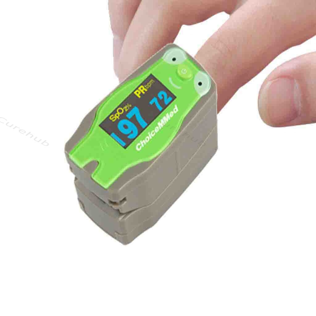 Choicemmed Pulse Oximeter Fingertip Neo MD300C53