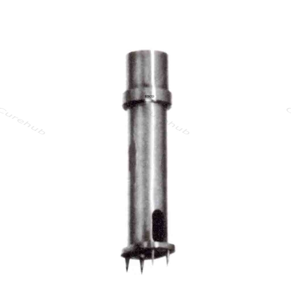 SISCO Cloward Cervical Drill Guards With Bone Relief NCD1005