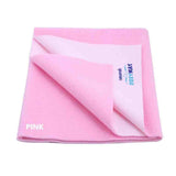 Cozymat Soft, Waterproof And Reusable Fabric Large - Pink