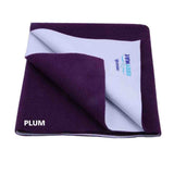 Cozymat Soft, Waterproof And Reusable Fabric Large - Plum