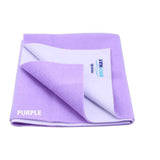 Cozymat Soft, Waterproof And Reusable Fabric Large - Purple
