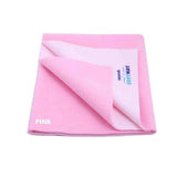 Cozymat Soft, Waterproof And Reusable Fabric Medium - Pink