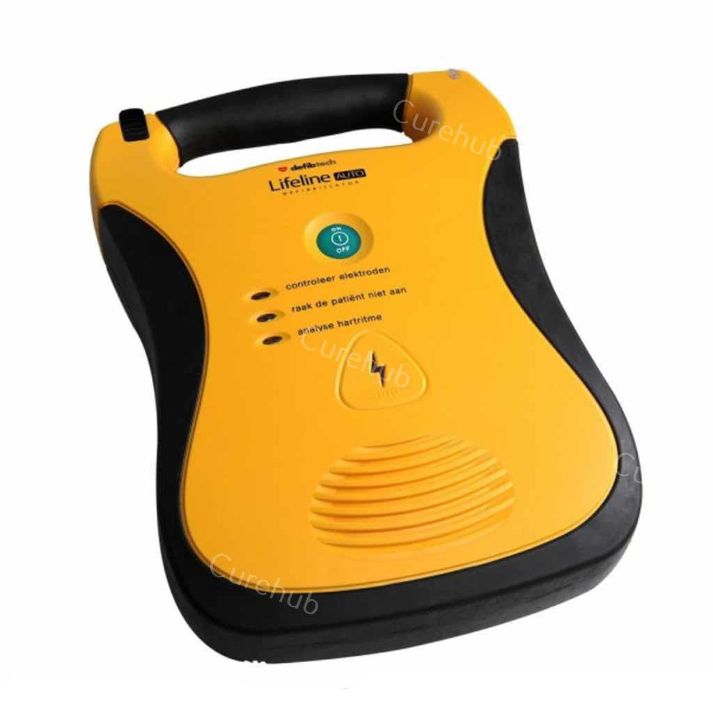 Defibtech Lifeline AED with 7 Year Battery Fully Automatic